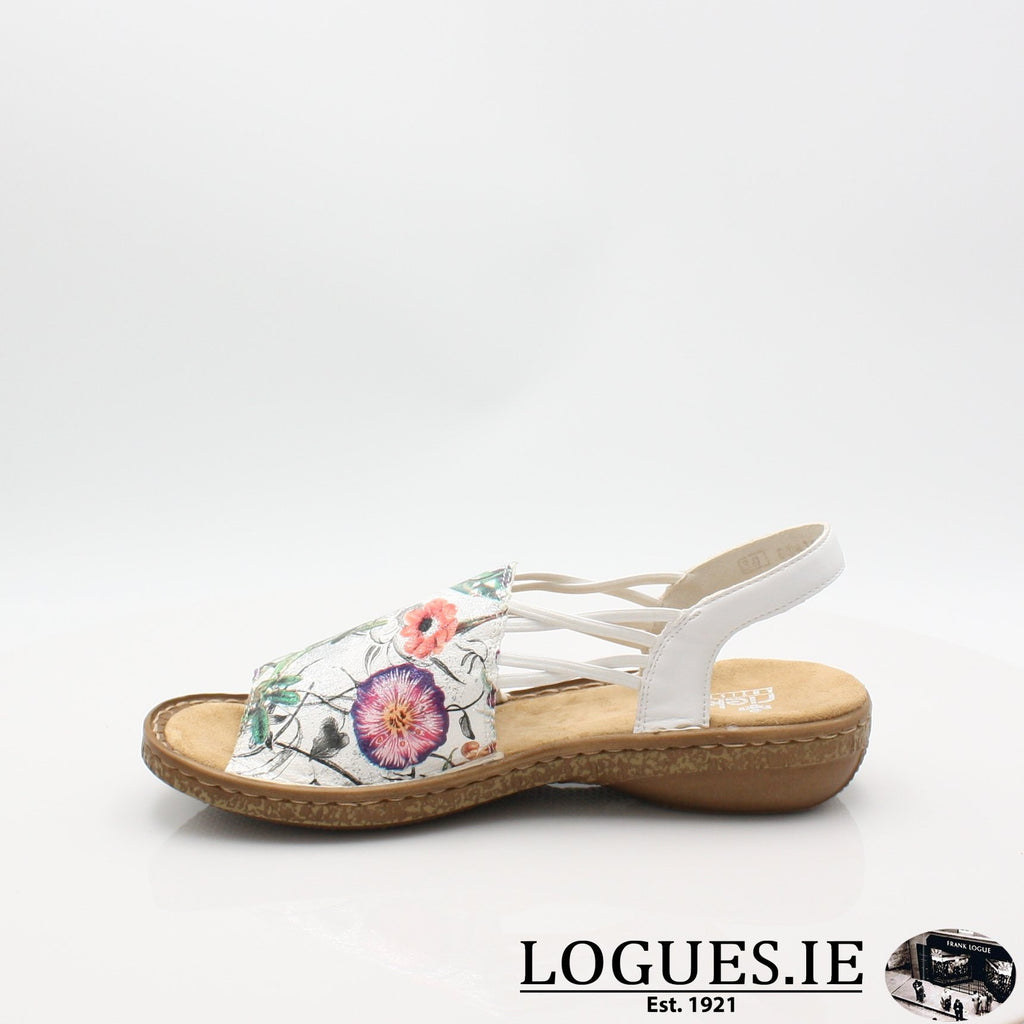628D1 Rieker 20, Ladies, RIEKIER SHOES, Logues Shoes - Logues Shoes.ie Since 1921, Galway City, Ireland.