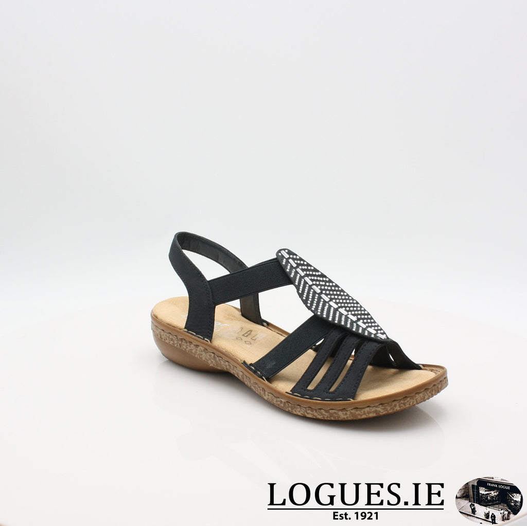 628G6 RIEKER 19LadiesLogues Shoes