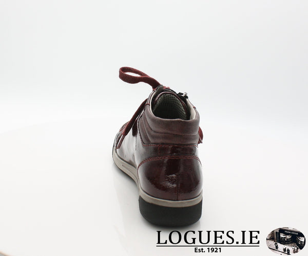 ARA 64704 A/W18LadiesLogues ShoesWINE PAT / 7 UK- 41 EU