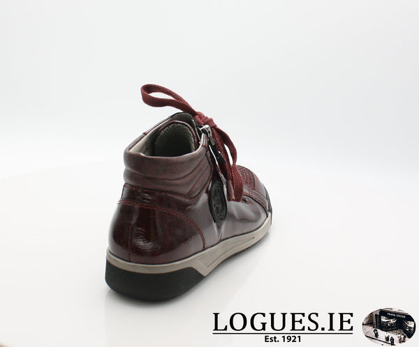 ARA 64704 A/W18LadiesLogues ShoesWINE PAT / 7.5 UK 41.5 EU