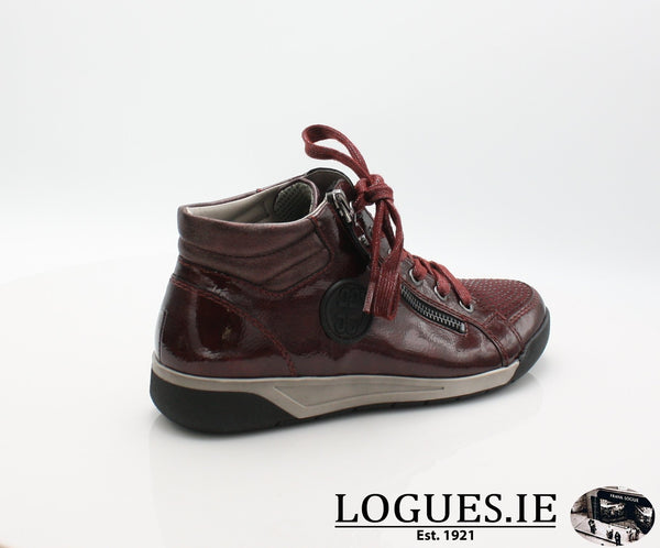 ARA 64704 A/W18LadiesLogues ShoesWINE PAT / 8 UK - 42 EU