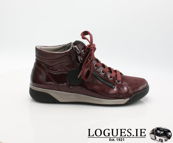 ARA 64704 A/W18LadiesLogues ShoesWINE PAT / 4 UK -37 EU