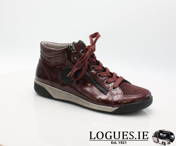 ARA 64704 A/W18LadiesLogues ShoesWINE PAT / 4.5 UK - 37.5 EU