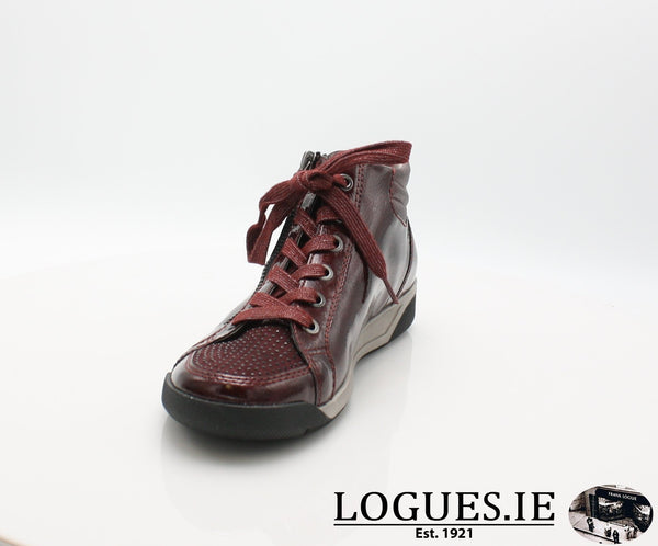 ARA 64704 A/W18LadiesLogues ShoesWINE PAT / 5.5 UK - 38.5/39 EU