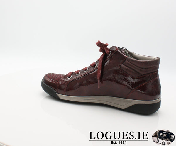ARA 64704 A/W18LadiesLogues ShoesWINE PAT / 6.5 UK -40 EU