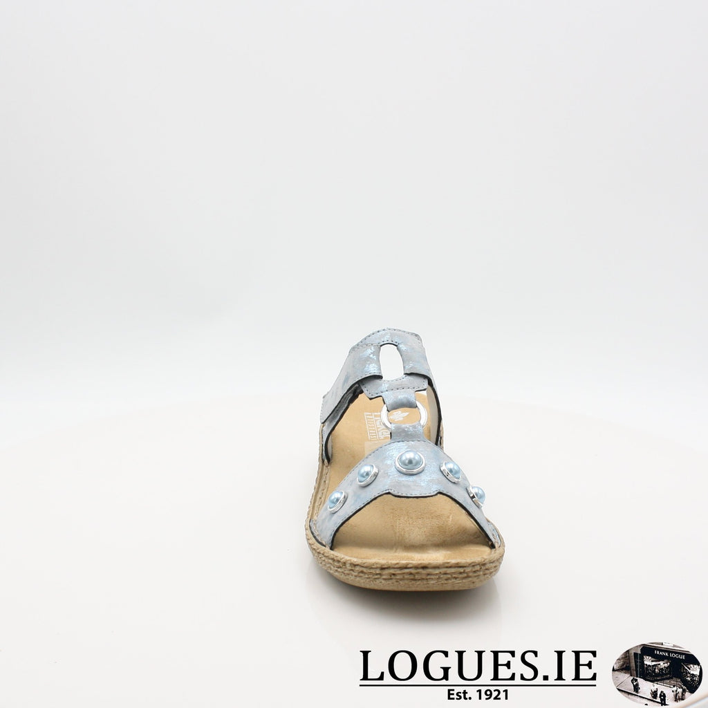 658P1 RIEKER 19LadiesLogues Shoes