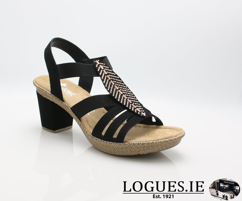 66526 RIEKER 19, Ladies, RIEKIER SHOES, Logues Shoes - Logues Shoes.ie Since 1921, Galway City, Ireland.