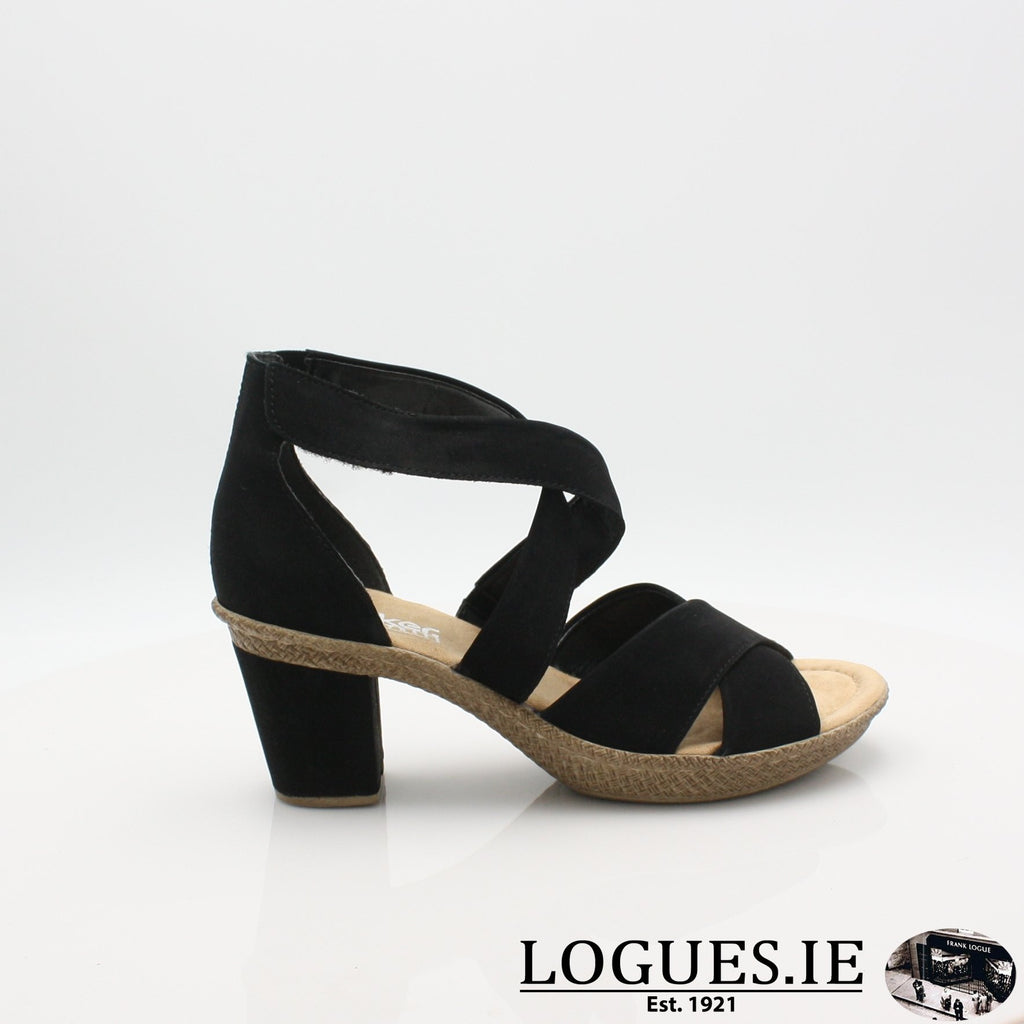 66579 RIEKER 19SANDLESLogues Shoes