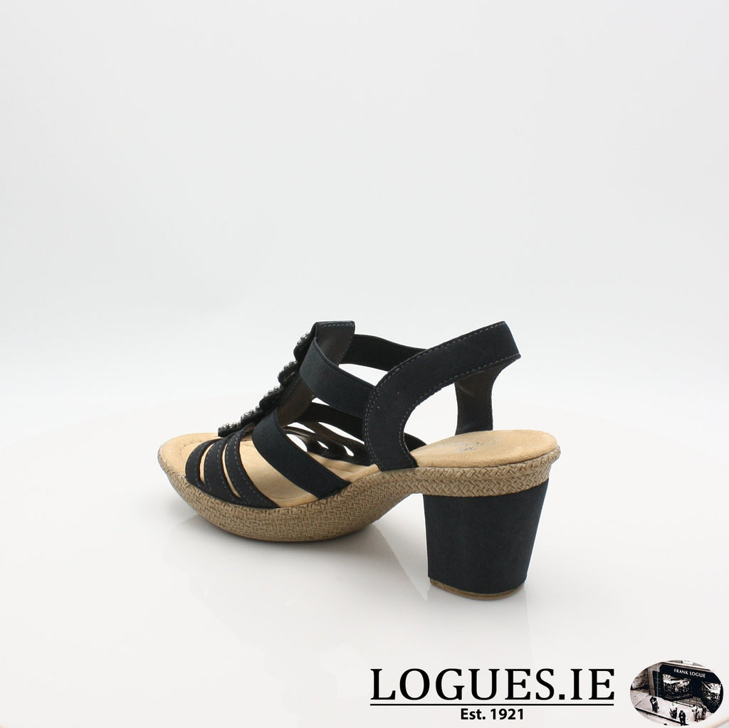 665G8 RIEKER 19, Ladies, RIEKIER SHOES, Logues Shoes - Logues Shoes.ie Since 1921, Galway City, Ireland.