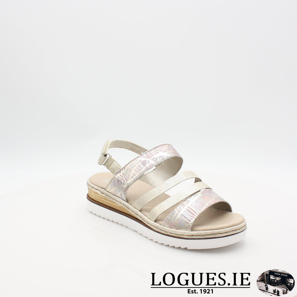 679L3 RIEKER 19LadiesLogues Shoesmulti 90 / 37