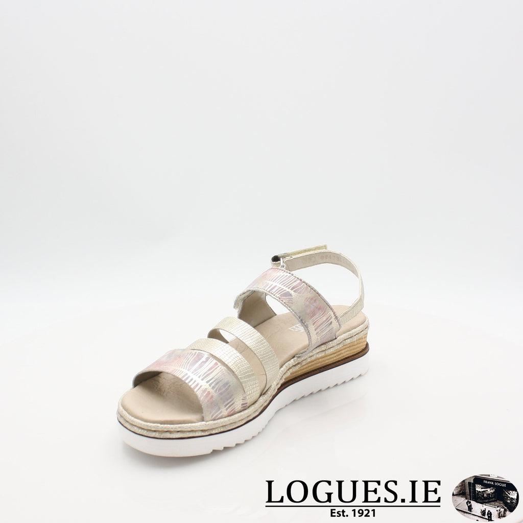 679L3 RIEKER 19LadiesLogues Shoesmulti 90 / 38
