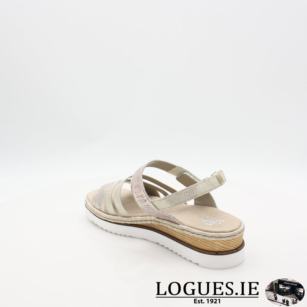 679L3 RIEKER 19LadiesLogues Shoesmulti 90 / 40