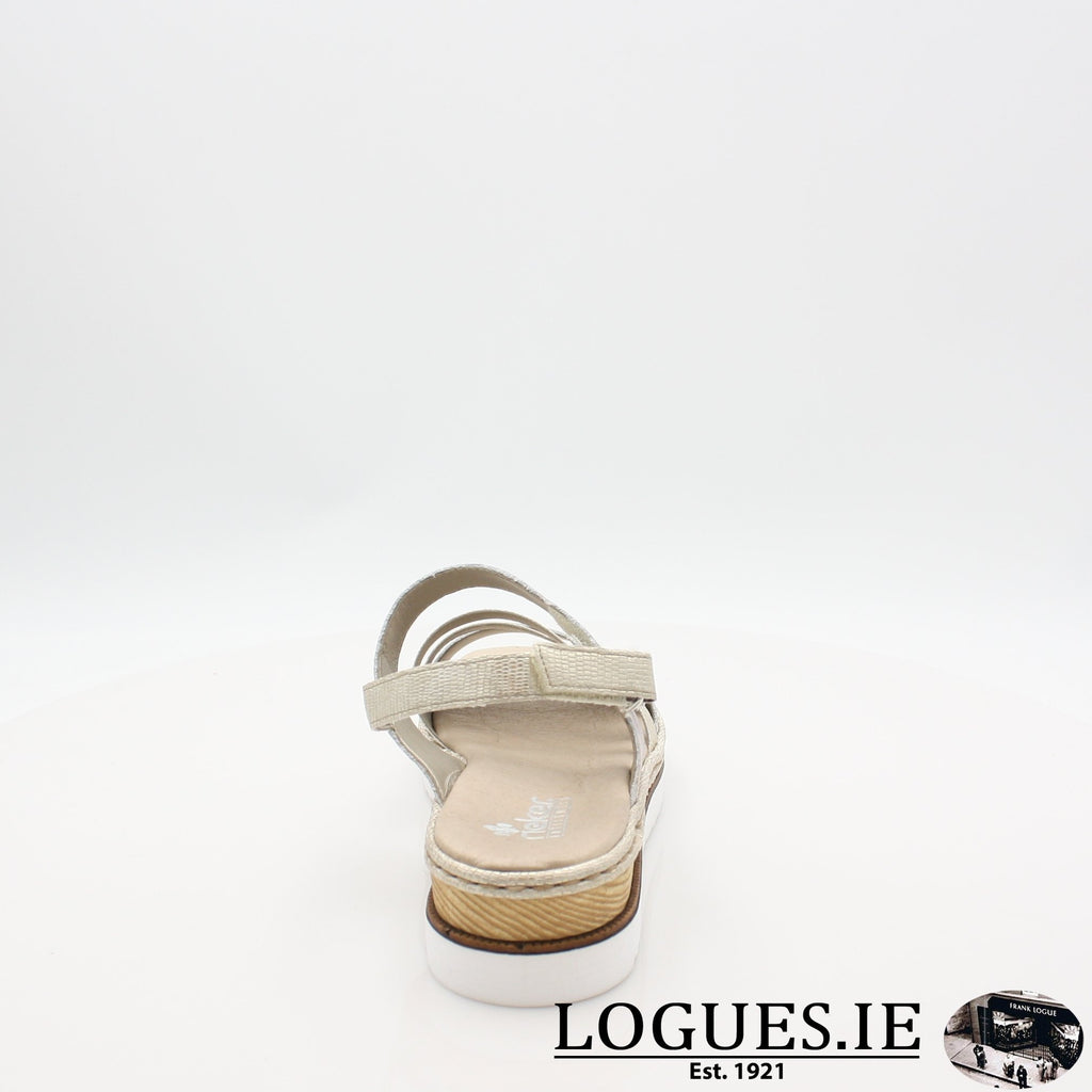 679L3 RIEKER 19LadiesLogues Shoesmulti 90 / 41