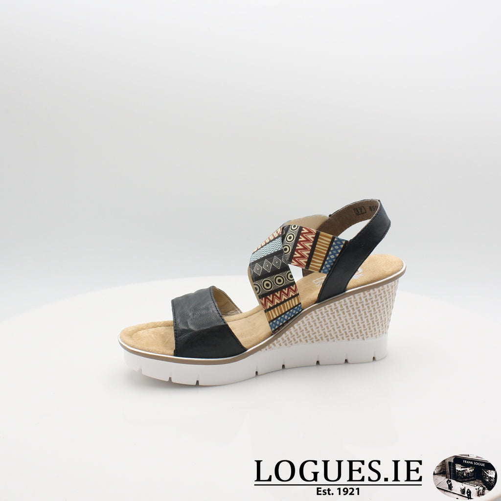 68518 Rieker 20, Ladies, RIEKIER SHOES, Logues Shoes - Logues Shoes.ie Since 1921, Galway City, Ireland.