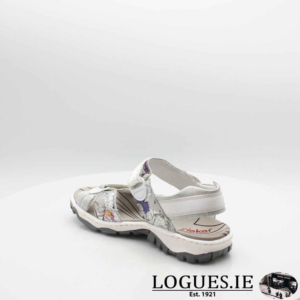 68853 Rieker 20, Ladies, RIEKIER SHOES, Logues Shoes - Logues Shoes.ie Since 1921, Galway City, Ireland.