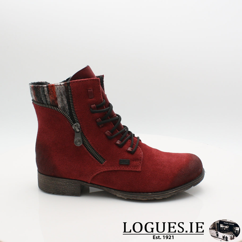 70840 RIEKER 19, Ladies, RIEKIER SHOES, Logues Shoes - Logues Shoes.ie Since 1921, Galway City, Ireland.
