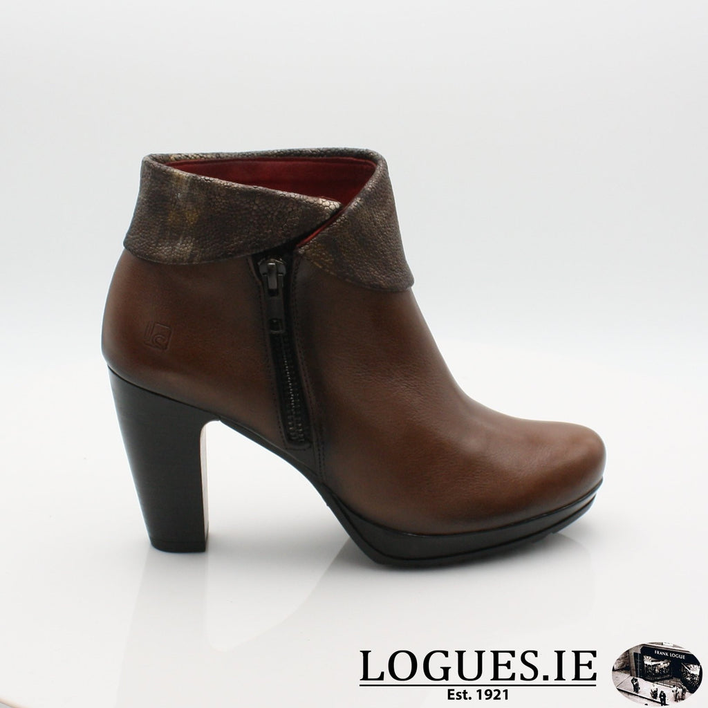 7164 -LW JOSE SAENZ 19BOOTSLogues ShoesTAUPE / 4 UK -37 EU - 6 US
