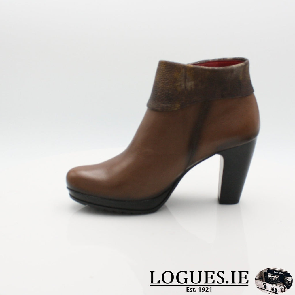 7164 -LW JOSE SAENZ 19BOOTSLogues ShoesTAUPE / 7 UK- 41 EU - 9 US