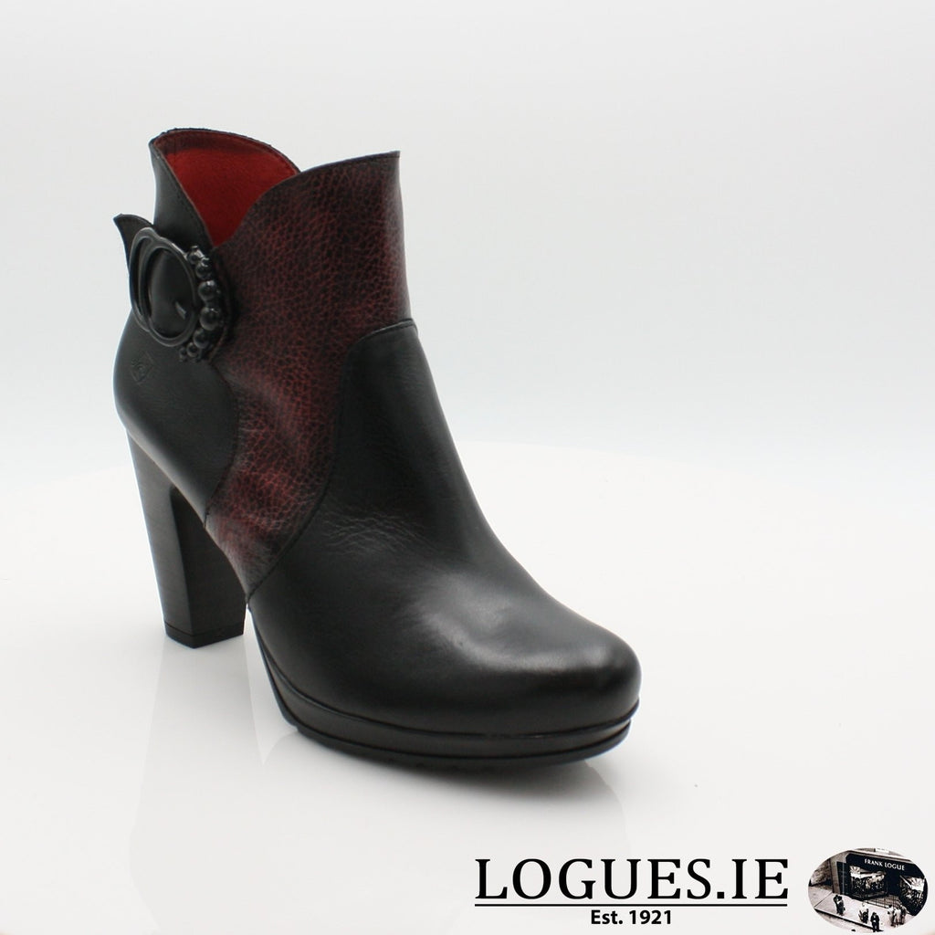 7169 JOSE SANEZ 19BOOTSLogues ShoesNEGRO / 5 UK- 38 EU- 7 US