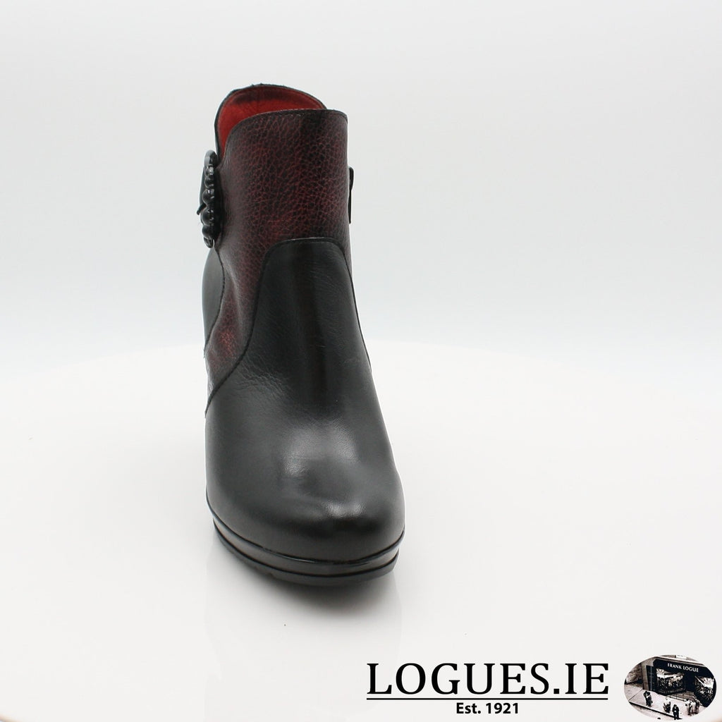 7169 JOSE SANEZ 19BOOTSLogues ShoesNEGRO / 6 UK- 39 EU - 8 US