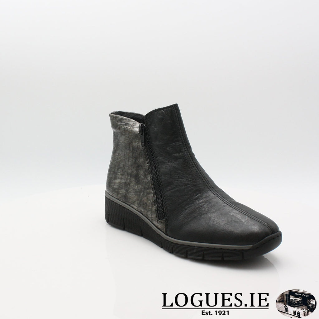 73781 RIEKER 19BOOTSLogues Shoes