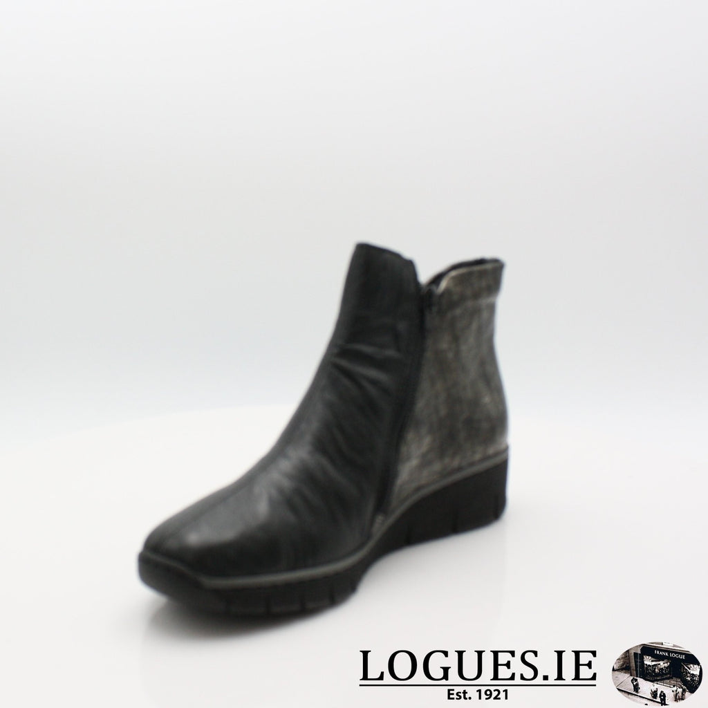 73781 RIEKER 19, Ladies, RIEKIER SHOES, Logues Shoes - Logues Shoes.ie Since 1921, Galway City, Ireland.