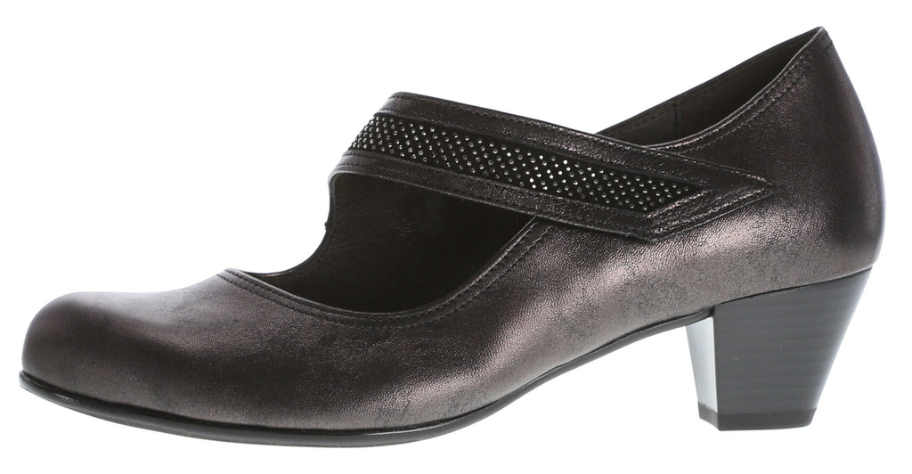 76.147 GABOR, Ladies, Gabor SHOES, Logues Shoes - Logues Shoes ireland galway dublin cheap shoe comfortable comfy
