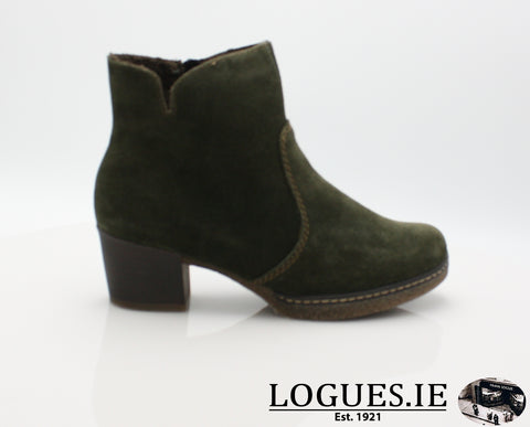 RKR 79061LadiesLogues Shoesolive 54 / 36
