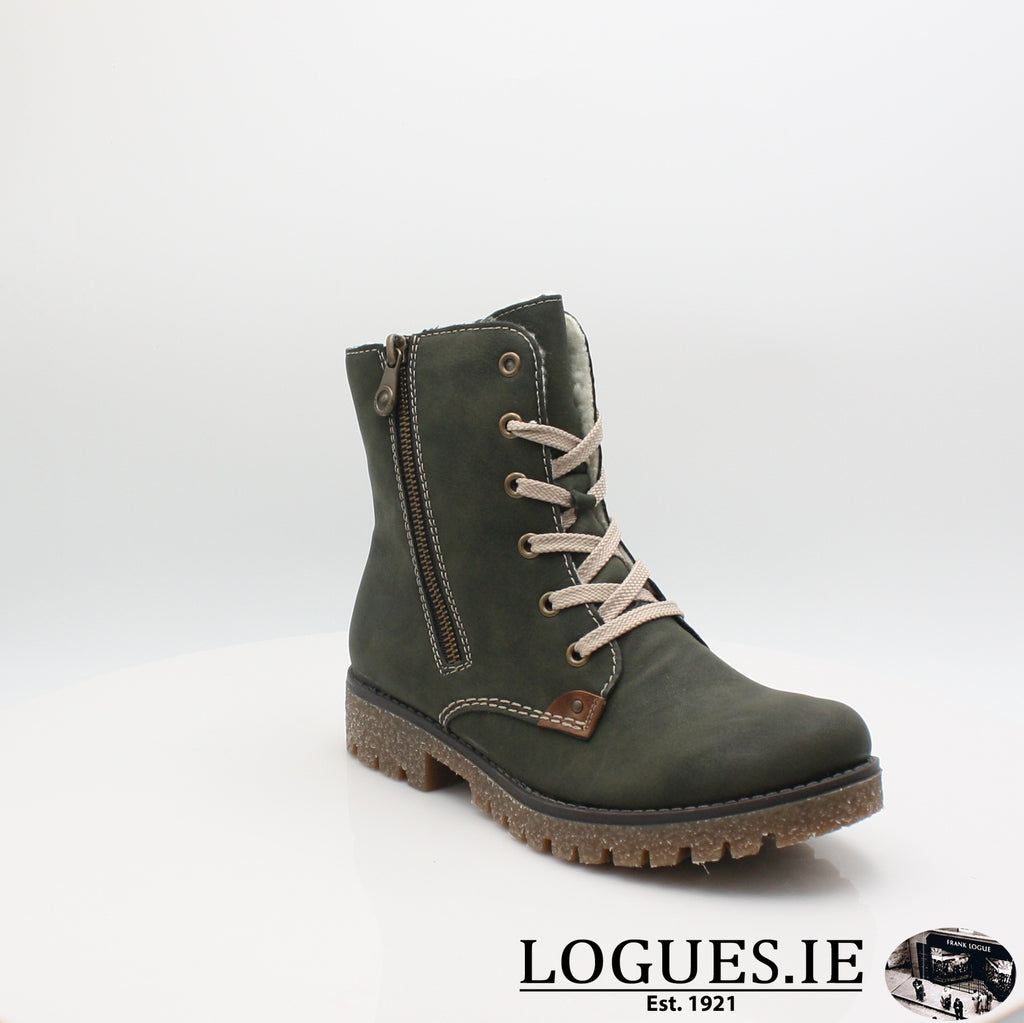 79839 RIEKER 19, Ladies, RIEKIER SHOES, Logues Shoes - Logues Shoes.ie Since 1921, Galway City, Ireland.
