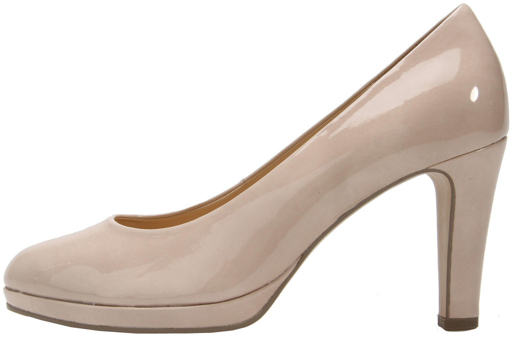 GAB 81.270-Ladies-Gabor SHOES-72 Sand-2½-Logues Shoes