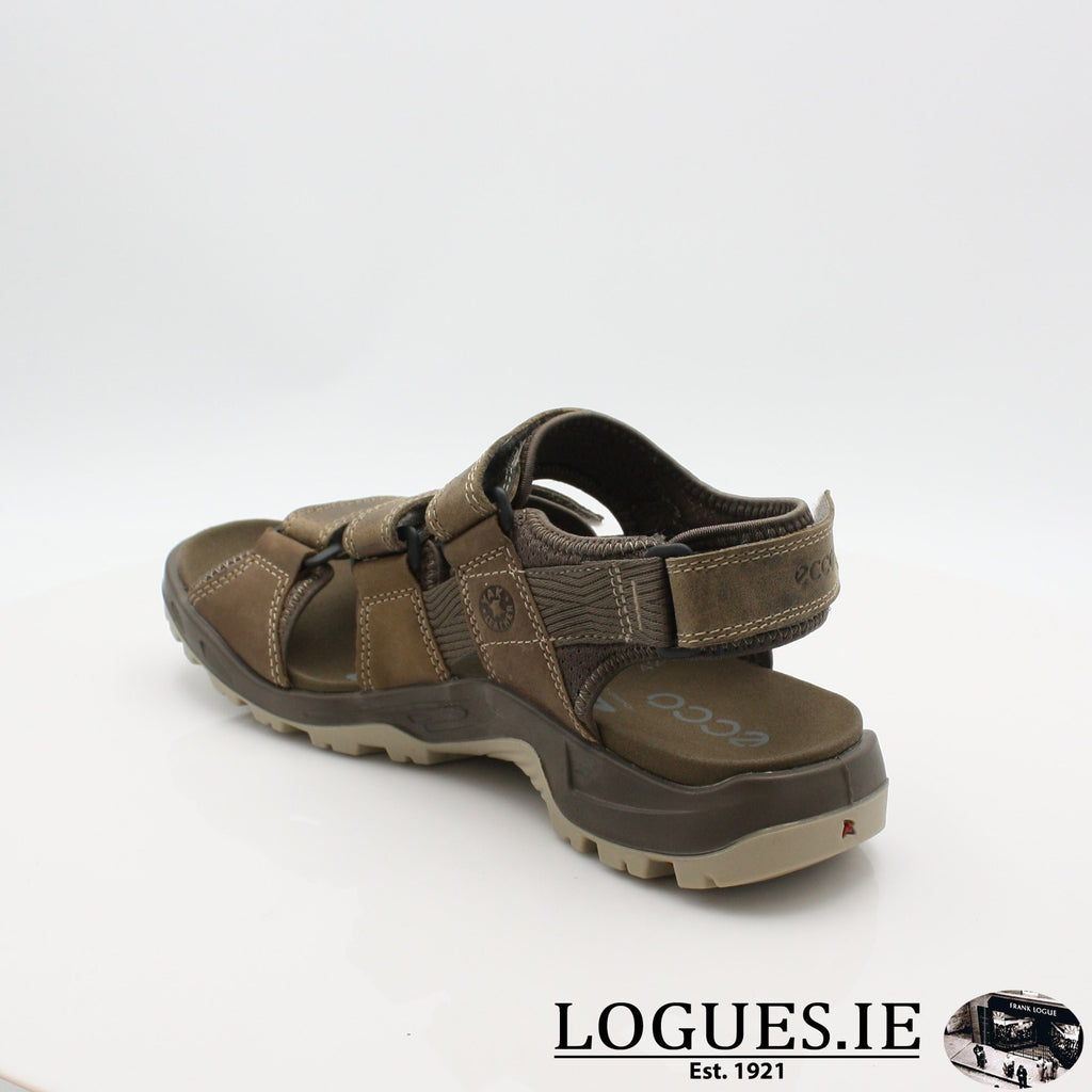 822134  ECCO 19  OFFROADSANDLESLogues Shoes