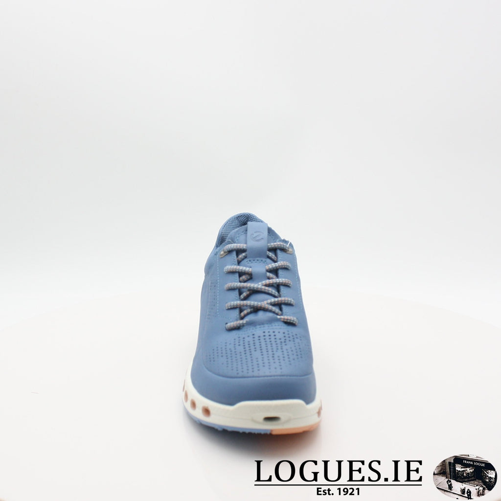 842513  ECCO 19 COOL 2,0LadiesLogues ShoesRETRO BLUE 01471 / 36