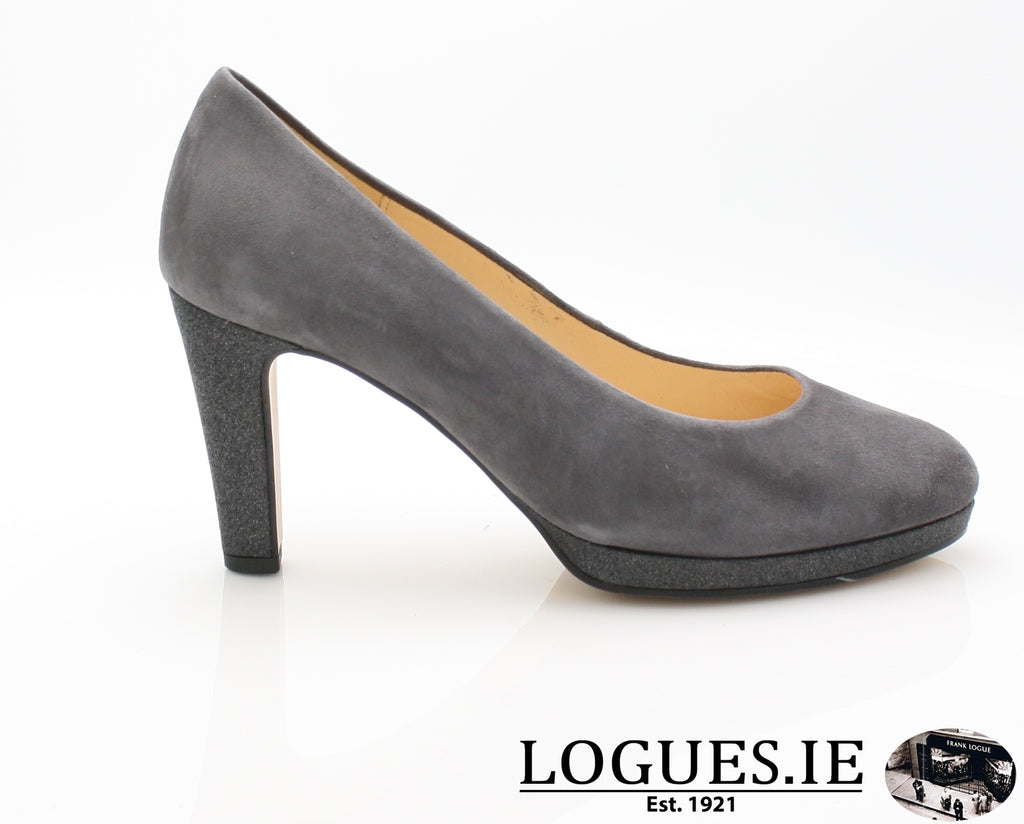 GAB 91.270LadiesLogues Shoes39 Carbone / 7