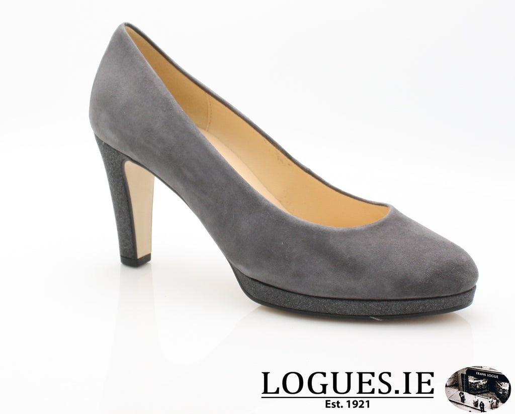 GAB 91.270LadiesLogues Shoes39 Carbone / 4½