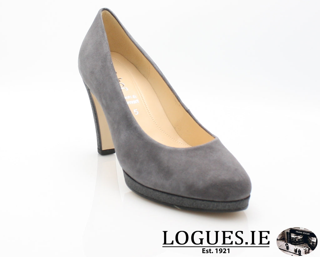 GAB 91.270LadiesLogues Shoes39 Carbone / 7½