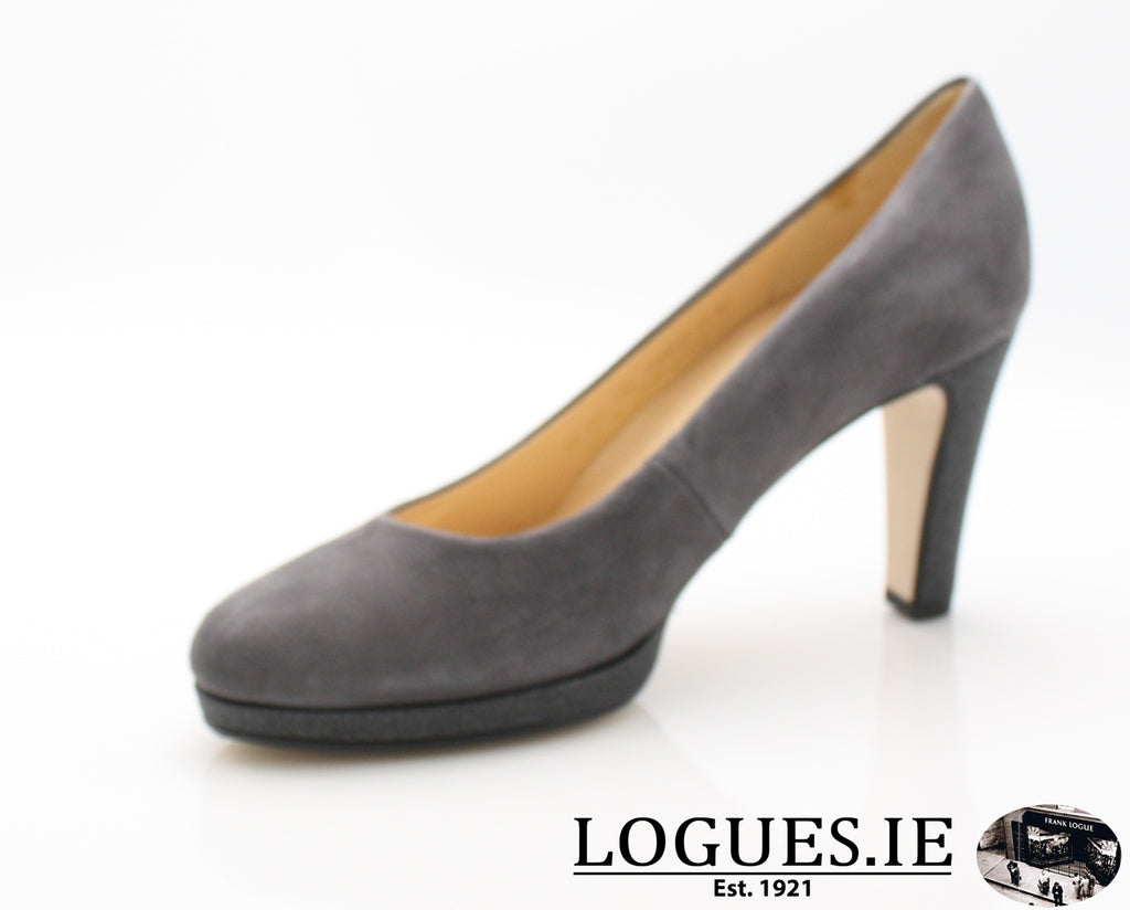 GAB 91.270LadiesLogues Shoes39 Carbone / 6½
