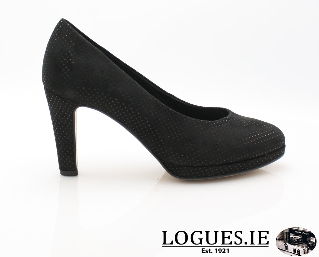 GAB 91.270LadiesLogues Shoes50 Schwarz / 7