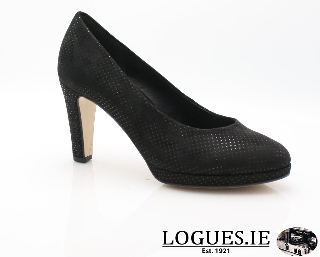 GAB 91.270LadiesLogues Shoes50 Schwarz / 4½