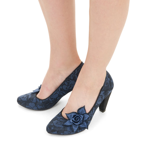 MELANIE 09136 RUBY SHOO AW17LadiesLogues ShoesNAVY / 36 = 3 UK
