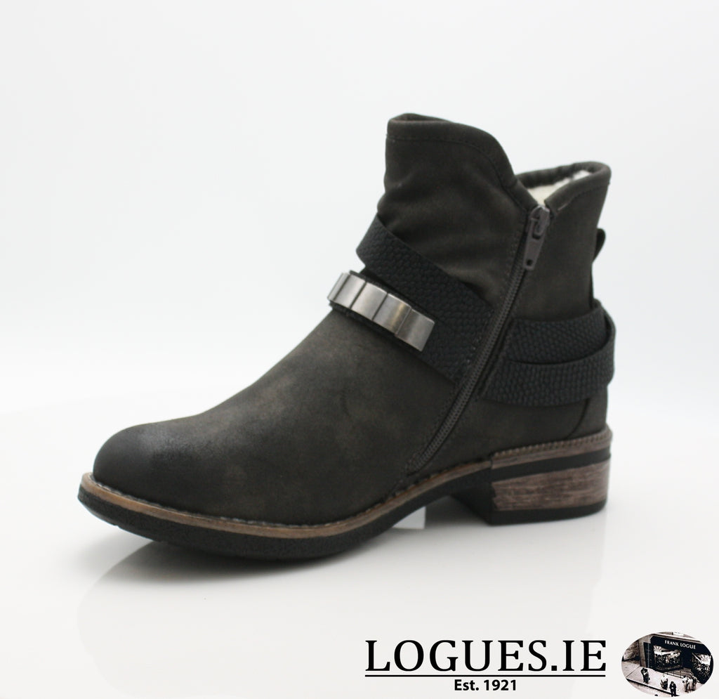 RKR 94671LadiesLogues Shoes