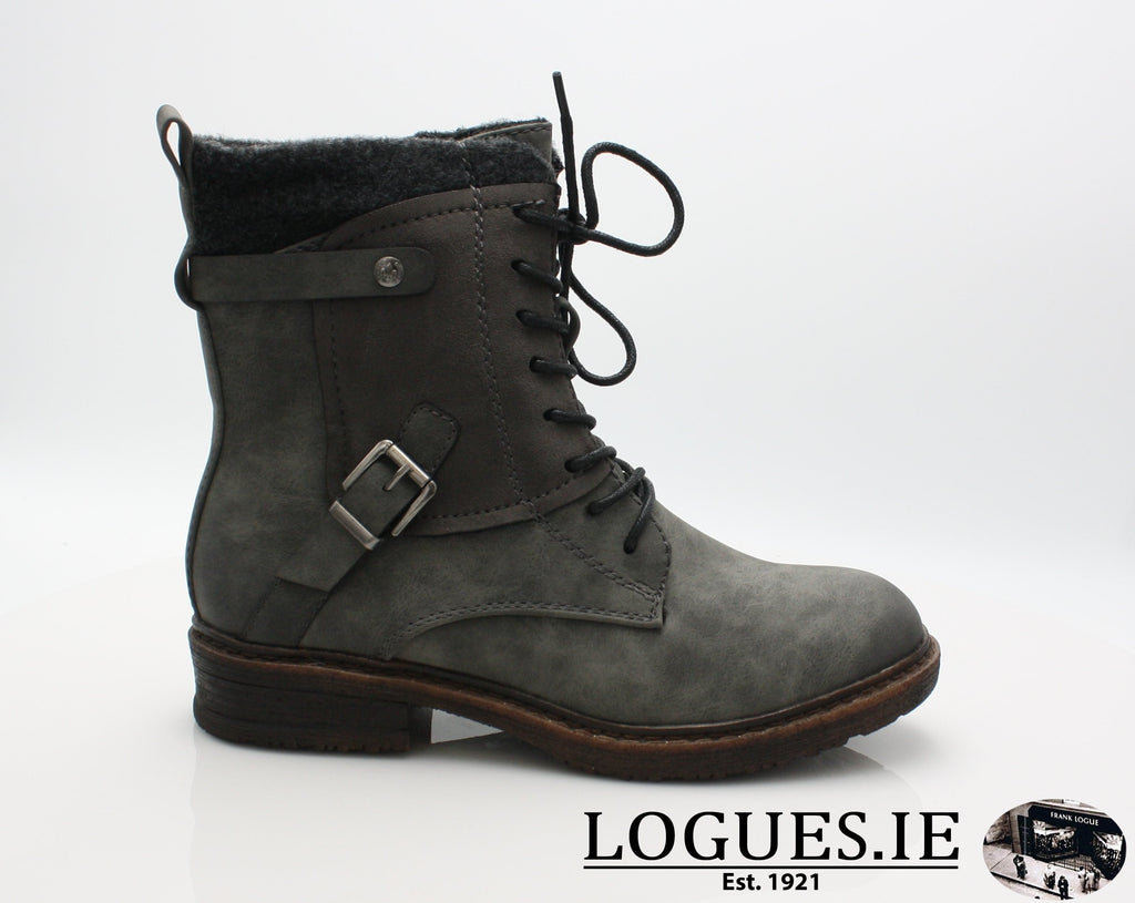 RKR 94742LadiesLogues Shoessmoke/smoke/anthr 45 / 36