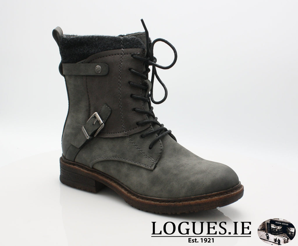 RKR 94742LadiesLogues Shoessmoke/smoke/anthr 45 / 37