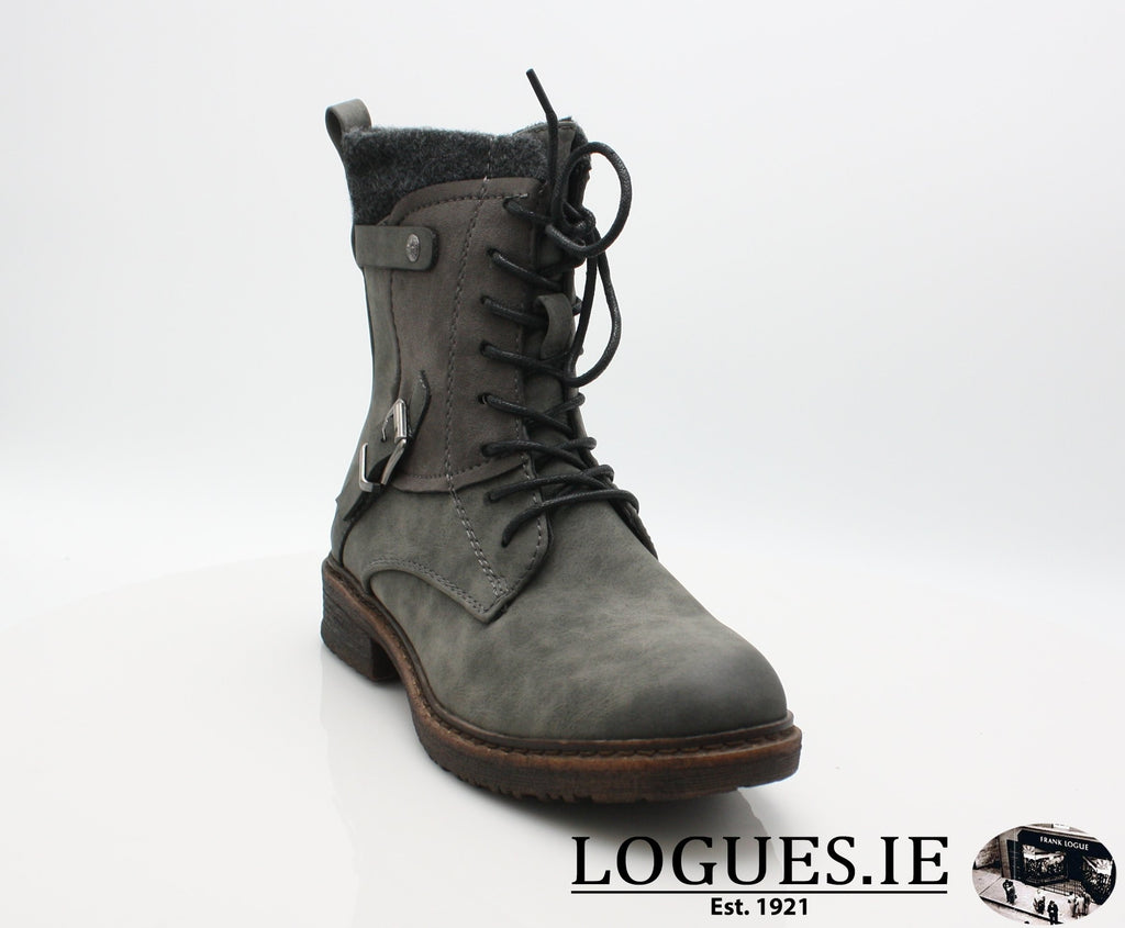 RKR 94742LadiesLogues Shoessmoke/smoke/anthr 45 / 38
