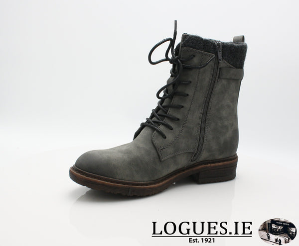 RKR 94742LadiesLogues Shoessmoke/smoke/anthr 45 / 41