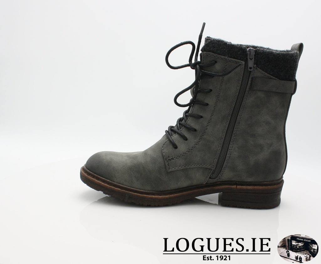 RKR 94742LadiesLogues Shoessmoke/smoke/anthr 45 / 42