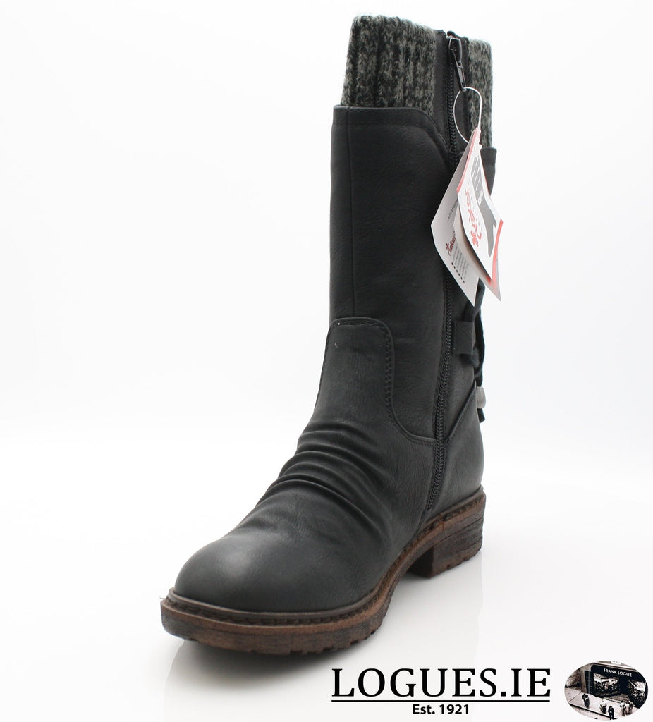 RKR 94773LadiesLogues Shoes