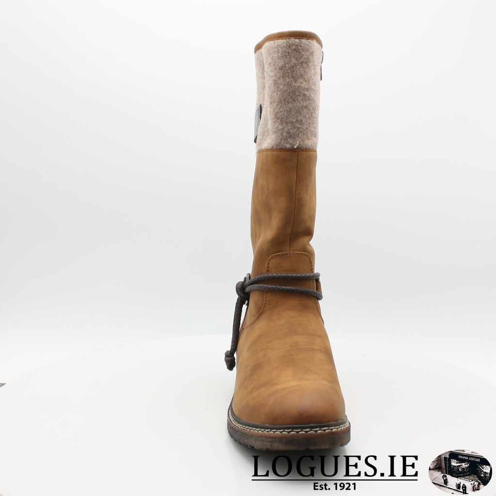 94774 RIEKER, Ladies, RIEKIER SHOES, Logues Shoes - Logues Shoes.ie Since 1921, Galway City, Ireland.