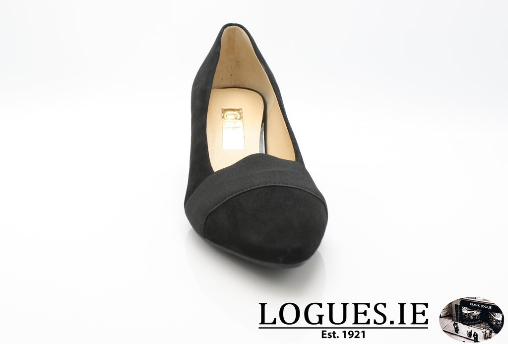 GAB 95.141LadiesLogues Shoes17 Schwarz / 4
