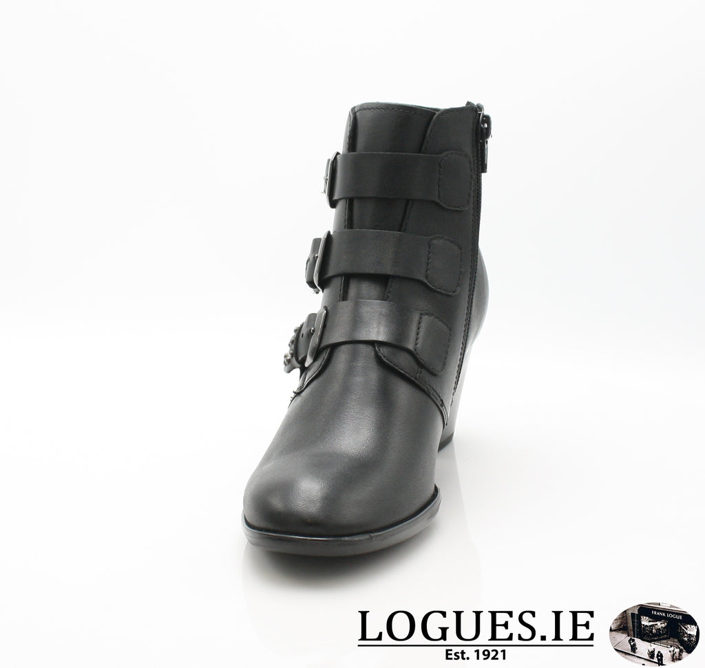 GAB 95.622-Ladies-Gabor SHOES-27 Schwarz-7½-Logues Shoes