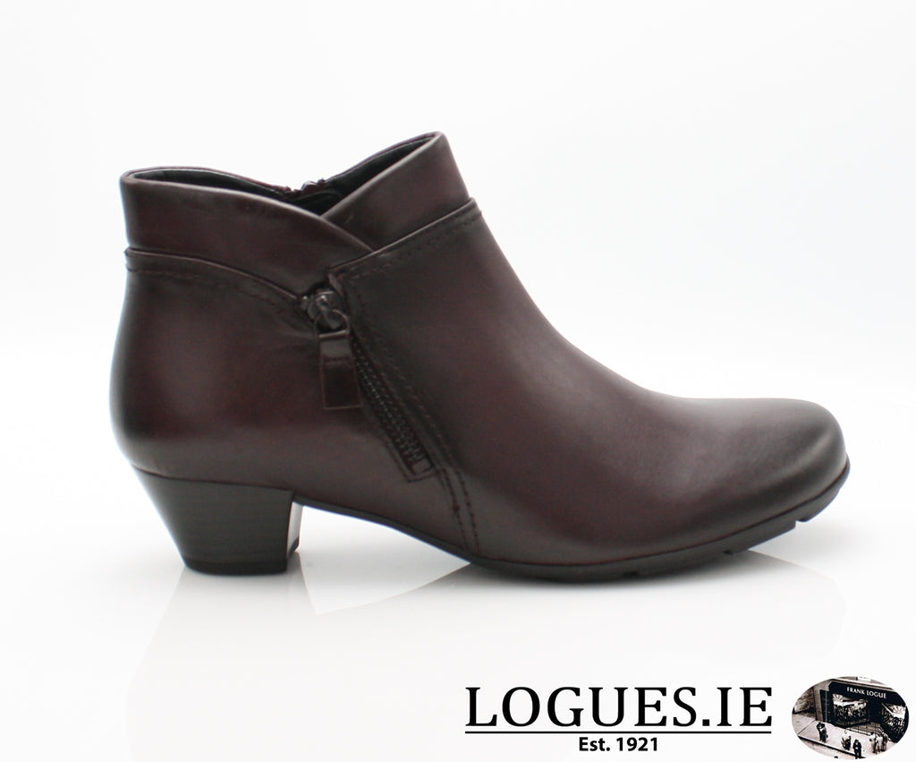 GAB 95.634-Ladies-Gabor SHOES-25 Wine (Effekt)-3-Logues Shoes